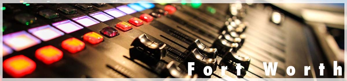 AV Equipment Rentals in Fort Worth