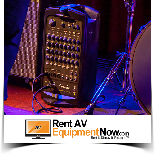 Rent AV Equipment Now