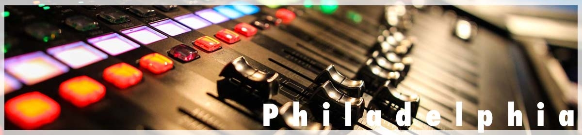 Renting AV Equipment in Philadelphia