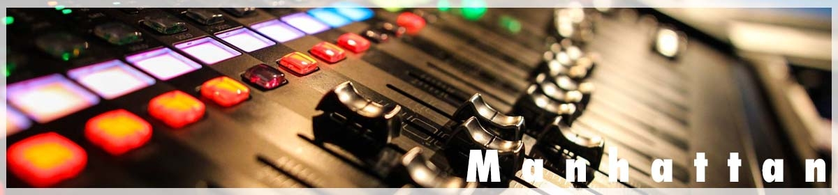 Manhattan Audio Visual Equipment Rentals